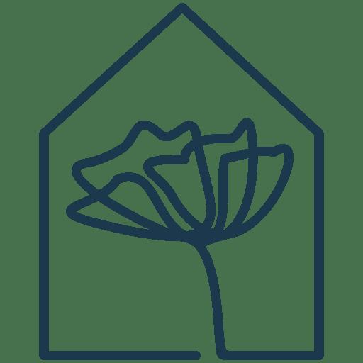 Wallflower House Logo