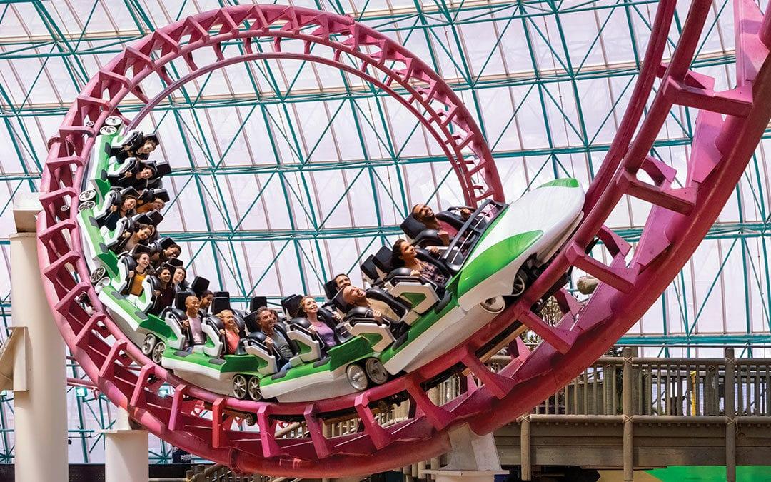 The best thrill rides in Las Vegas