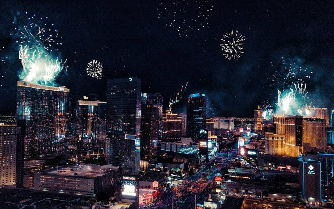 Best Locations to Watch The 4th of July Fireworks in Las Vegas